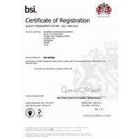 Сертифікат якості ISO 13485