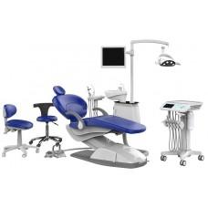 Стоматологічна установка з автономним блоком лікаря Lux M (8000B-SMS0)