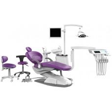 Стоматологічна установка з нижньою подачею Lux A (8000B-SRS0)