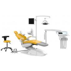 Стоматологічна установка з нижньою подачею Premium A (8000C-CRS0)