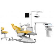 Стоматологічна установка з нижньою подачею Comfort A (8000C-SRS0)